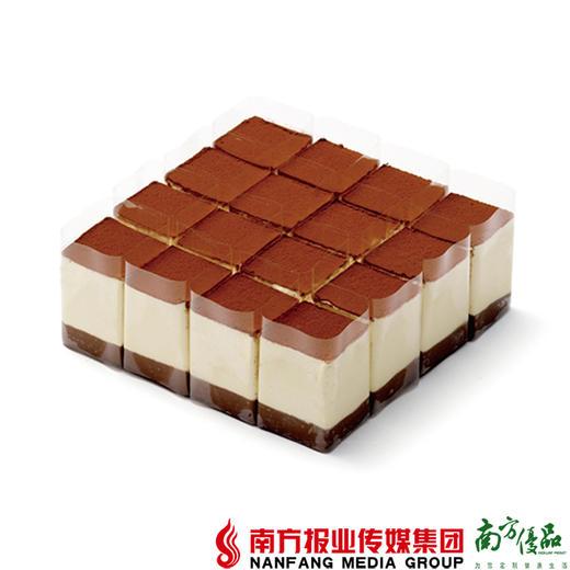 【部分地区包邮】21cake-黑白巧克力慕斯蛋糕2磅 908g/个(48小时内发货) 商品图0