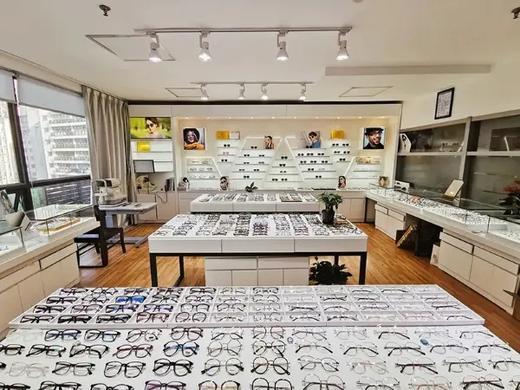 【中心眼科学·配镜中心】1元线上预购原价966元防蓝光眼镜 商品图0