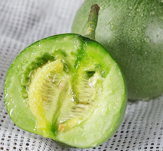 绿宝石甜瓜  现摘现发  顺丰包邮   果肉鲜甜香脆多汁 商品图4