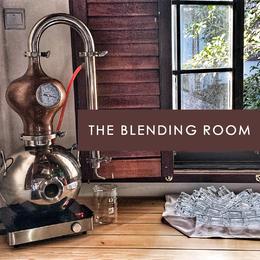 【Dec 20/27 The Blending Room Ticket】Make Your Very Own Gin【思妙想混合室门票】蒸馏自己风格的杜松子酒