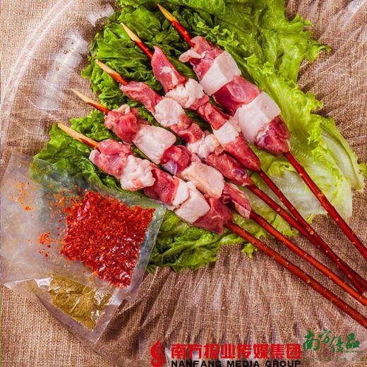 【全国包邮】红柳羊肉串 20串/箱(72小时内发货) 商品图3