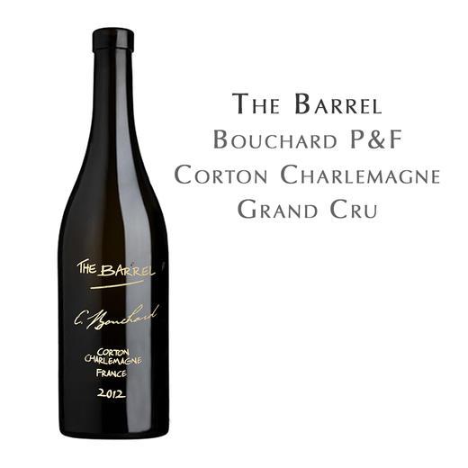 拜勒宝尚父子柯尔通查理曼白葡萄酒 The Barrel Bouchard P&F Corton Charlemagne Grand Cru 商品图0
