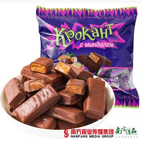 【珠三角包邮】KDV巧克力夹心糖(紫皮糖)500g/包(次日到货)