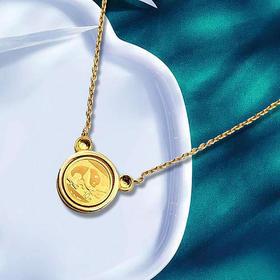 2016年熊猫1克金币