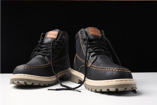 钛用武MD1022马丁靴(含加绒) 商品图1