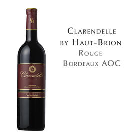 侯伯王克兰朵红标红葡萄酒, 波尔多 AOC Clarendelle Rouge by Haut-Brion Red Series, Bordeaux AOC