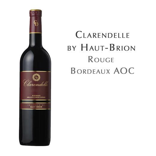 侯伯王克兰朵红标红葡萄酒, 波尔多 AOC Clarendelle Rouge by Haut-Brion Red Series, Bordeaux AOC 商品图0