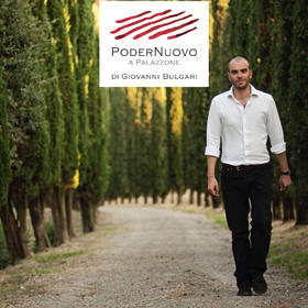 买一送一【11.11门票】意大利帕德诺酒庄品鉴会 【Nov. 11 Ticket】Podernuovo a Palazzone Tasting