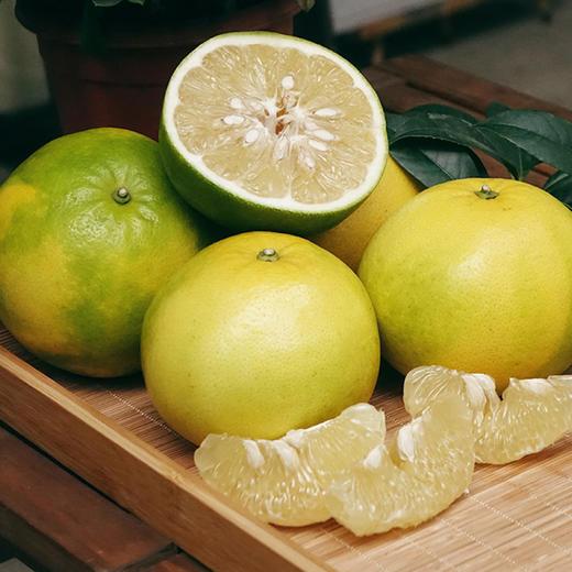 [平和葡萄柚] 皮薄多汁 清甜爽口    4-6个/箱(净重4.5-5斤) 商品图0