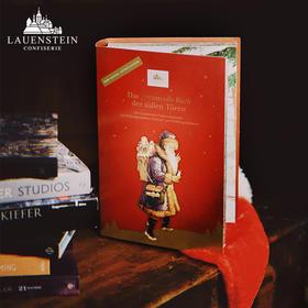 [LAUENSTEIN城堡巧克力圣诞限定日历书]圣诞限定  童心满满  26粒/340g/盒 | 基础商品