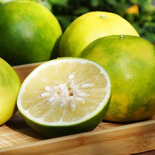 [平和葡萄柚] 皮薄多汁 清甜爽口    4-6个/箱(净重4.5-5斤) 商品图6