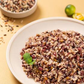 农道好物 | 即食糙米饭 五谷杂粮 便捷速食 120g/袋 | 基础商品