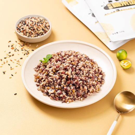 【活动】农道好物 | 即食糙米饭 五谷杂粮 便捷速食 120g/袋 商品图1