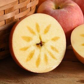 【半岛商城】新疆阿克苏苹果 甘甜味厚 汁多无渣 皮薄肉厚 新鲜采摘 5斤