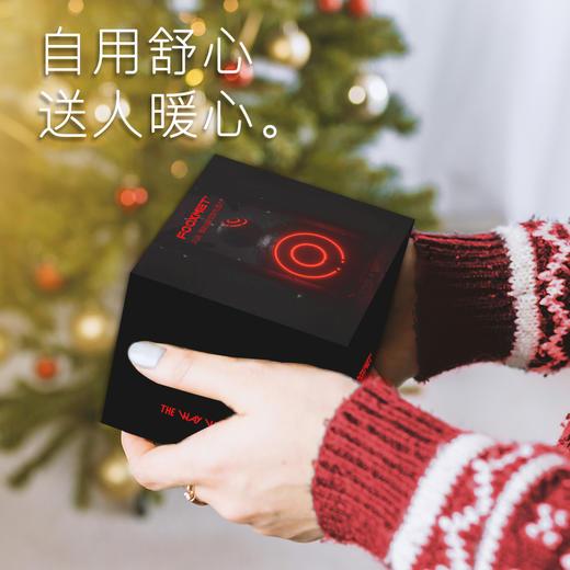 器材库【一按即热 3挡调节】FOOXMET 风谜智能温控发热围巾 商品图2