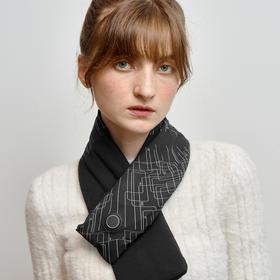 【一按即热 3挡调节】FOOXMET 风谜智能温控发热围巾