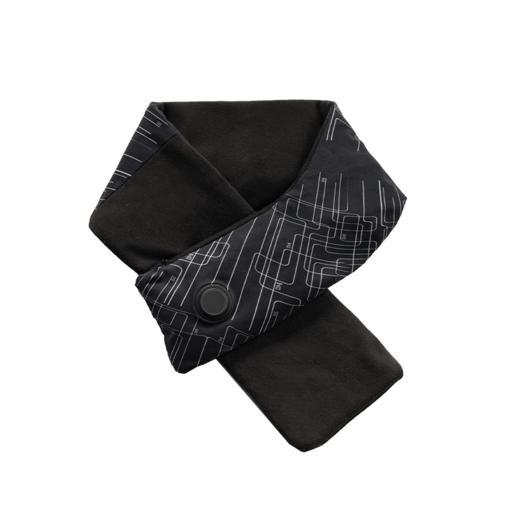 器材库【一按即热 3挡调节】FOOXMET 风谜智能温控发热围巾 商品图4