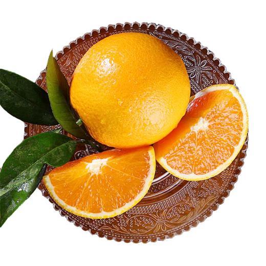 助农 | 秭归脐橙纽荷尔香橙 不打蜡 果肉饱满多汁 果园现摘现发 商品图5