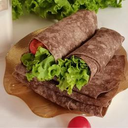 优选 | 荞麦手抓饼 卷饼  全麦 低脂主食 早餐粗粮薄饼 500g*3袋 包邮
