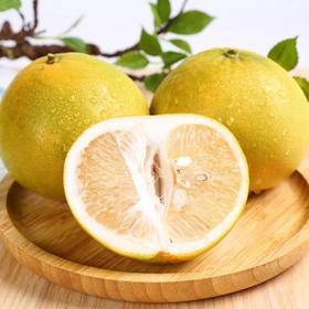 【半岛商城】台湾葡萄柚 7-9枚约9斤 几乎纯甜,略带一丢丢果酸