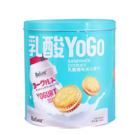 万宝路乳酸菌饼干(乳酸菌味)368g/罐
