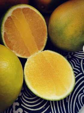 【半岛商城】褚橙庄园的实建冰糖橙 优级果6斤装 15-20枚以内 清甜无酸 肉细无渣