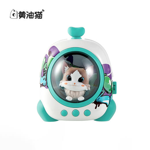 黄油猫太空舱太空背包蓝牙音箱 商品图4