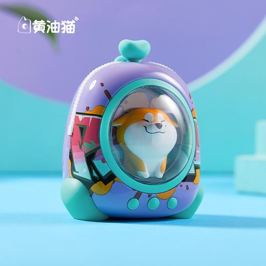 黄油猫太空舱太空背包蓝牙音箱 商品图3