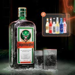 【德国原装进口 多种方式随意调配】野格利口酒 冰冻野格 口感俱佳