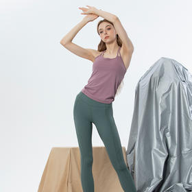 时空探索裸感零压瑜伽裤
