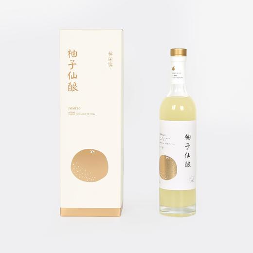 [几盏浮生 | 柚子仙酿单瓶装]莹如白玉 柚香盈盈 500ml/瓶 商品图0