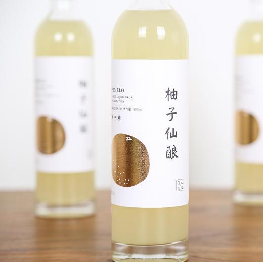 [几盏浮生 | 柚子仙酿单瓶装]莹如白玉 柚香盈盈 500ml/瓶 商品图1