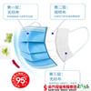 【珠三角包邮】康博 一次性使用儿童口罩 50片/盒 2盒/份(次日到货) 商品缩略图1