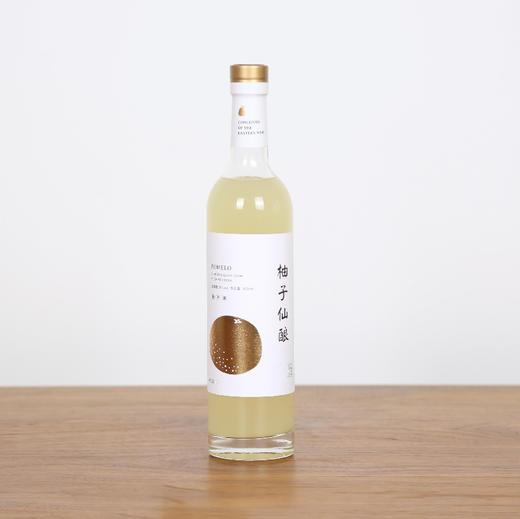 [几盏浮生 | 柚子仙酿单瓶装]莹如白玉 柚香盈盈 500ml/瓶 商品图2