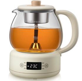 【小熊】*玻璃煮茶器茶壶黑茶普洱蒸茶器家用自动迷你养生壶ZCQ-A10W5