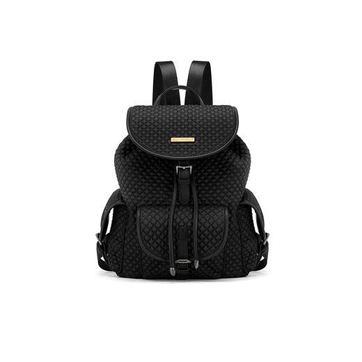 【徐杉专用】JTB包包女2020新款时尚百搭大容量格子双肩包菱格包旅游背包 商品图8