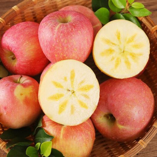 新疆阿克苏苹果(净重10斤)/箱 商品图2