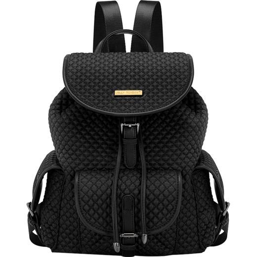 【徐杉专用】JTB包包女2020新款时尚百搭大容量格子双肩包菱格包旅游背包 商品图3