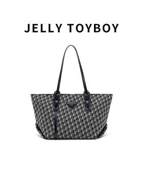 【徐杉专用】JTB2020新款潮包包女防水大容量托特包时尚单肩包百搭ins