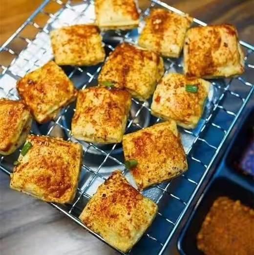 【半岛商城】云南石屏特色包浆豆腐4袋 宜煎、烤、炸吃 商品图0