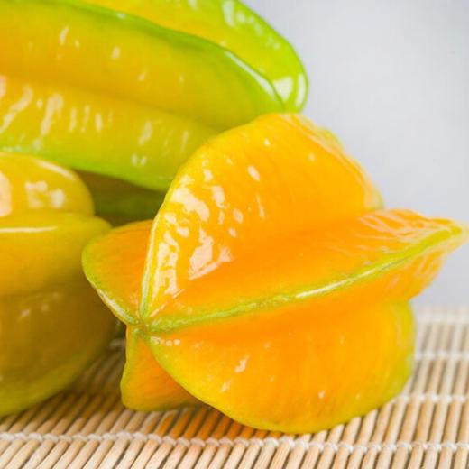 福建漳州杨桃 酸甜可口 多汁脆嫩 5斤装 商品图0