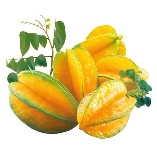 福建漳州杨桃 酸甜可口 多汁脆嫩 5斤装 商品图2