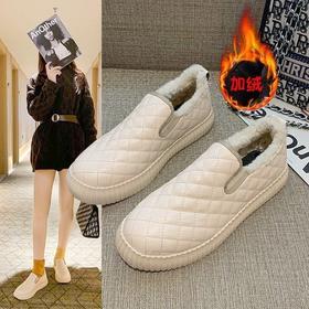 PDD-DDJNX201123新款时尚气质休闲加绒厚底乐福鞋TZF