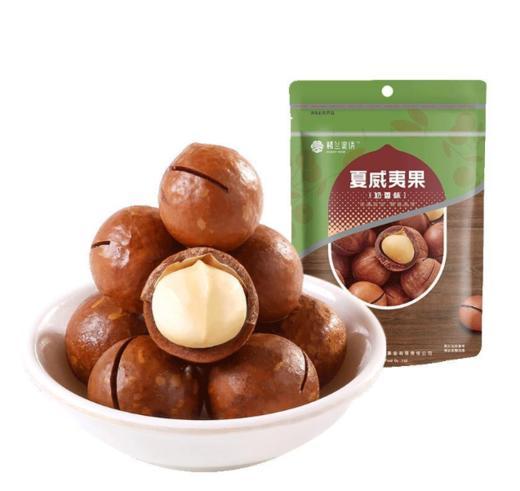 楼兰蜜语夏威夷果(奶香味)106g/袋 商品图0