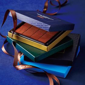 一口俘获爱人心·日本北海道进口ROYCE'若翼族 生巧淡可可味生巧克力礼盒20粒(125g)加冰袋冷链发货【下单72小时内发货】