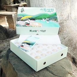 【半岛商城】闽西名特产黑丫头蛋·白鹭鸭蛋 30枚