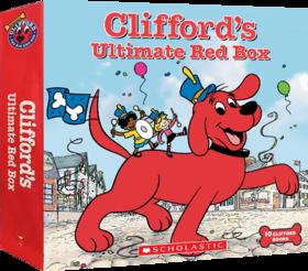 大红狗克利福德大乐趣套装(10册)Clifford's Ultimate Red Box