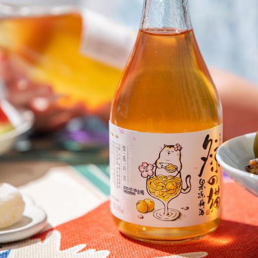 [果冻梅酒]喝前摇一摇 口感更柔和  300ml/瓶 商品图2