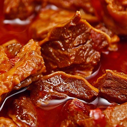 [牛肉火锅]肉粒饱满 入味耐嚼  800g/袋装 2种口味可选 商品图2