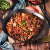 [牛肉火锅]肉粒饱满 入味耐嚼  800g/袋装 2种口味可选 商品缩略图0